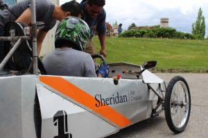 University of Waterloo electric vehicle challenge