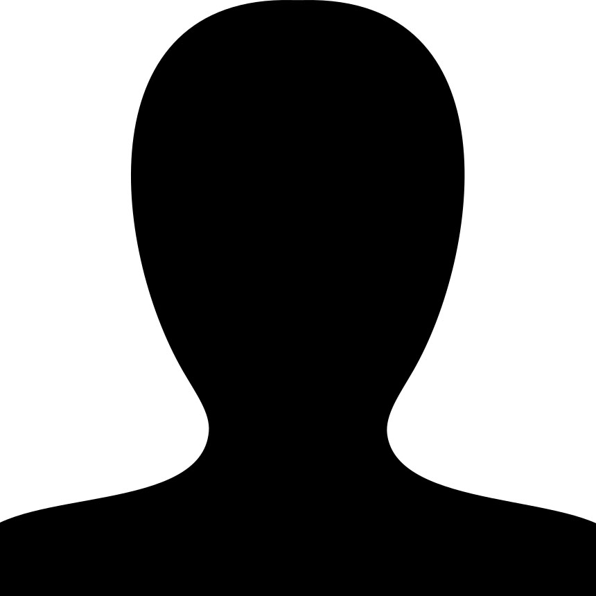 Gender neutral silhouette image