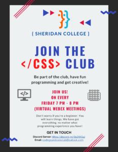Coding Syndicate of Sheridan