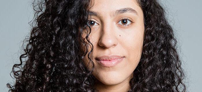 Architectural Technology student Raissa Menezes Siqueira
