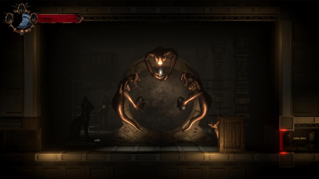 Ahmmits Gate screen 1