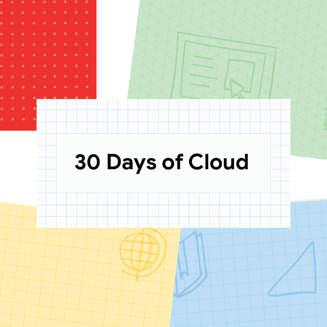 Google Student Developer Club Cloud Series